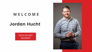 We are thrilled to welcome Jordan Hucht to the SFC Board of Directors