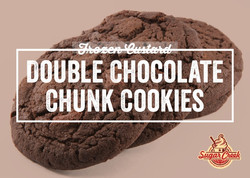 Custard Twist - Double Chocolate Chunk C