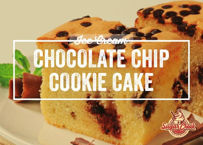 Ice Cream Twist - Chocolate Chip Cookie