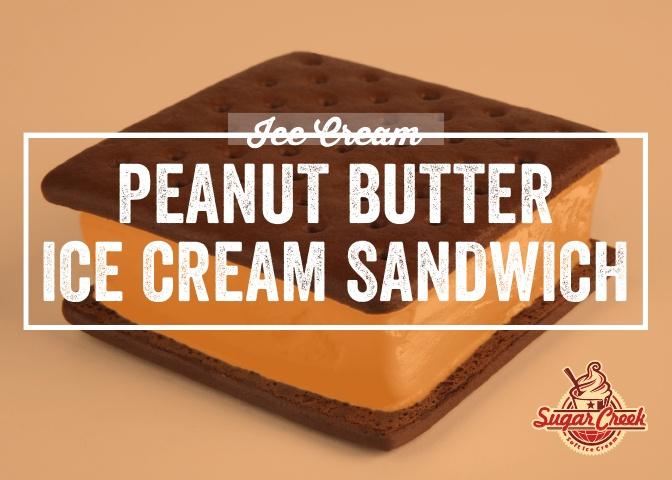 Ice Cream Twist - Peanut Butter Ice Crea