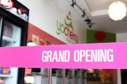 YoCherry Grand opening Nov 16, 2013 004