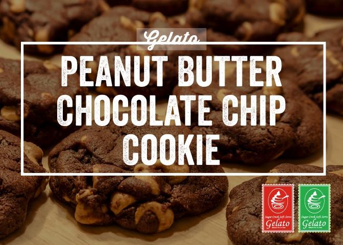Gelato Twist - Peanut Butter Chocolate C