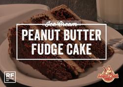 Ice Cream Twist - Peanut Butter Fudge Ca