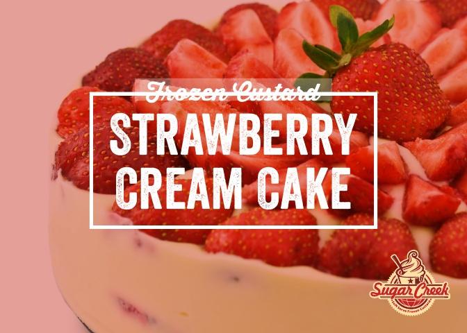 Custard Twist - Strawberry Cream Cake.jp