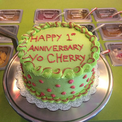 Our one year anniversary kicks off today