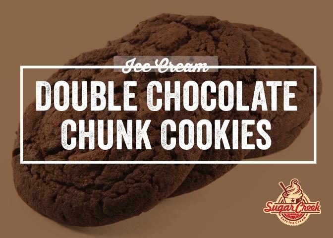 Ice Cream Twist - Double Chocolate Chunk