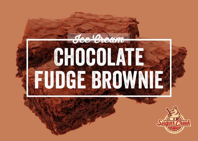 Ice Cream Twist - Chocolate Fudge Browni