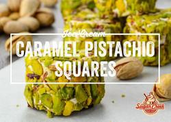 Ice Cream Twist - Caramel Pistachio Squa