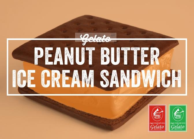 Gelato Twist - Peanut Butter Ice Cream S