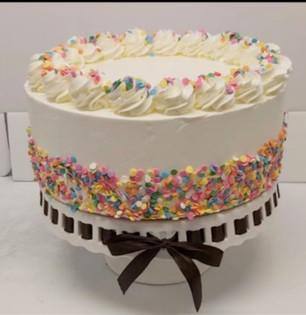 Vanilla Birthday Party