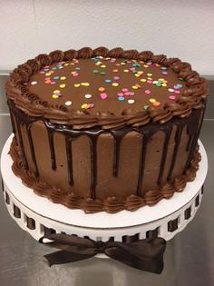 Chocolate Birthday Party