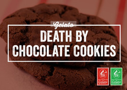 Gelato Twist - Death by Chocolate Cookie