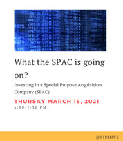Investing in SPAC