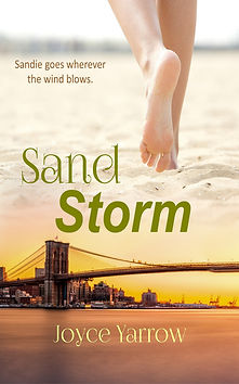 """Sandie goes wherever the wind blows. From orphan to delinquent to make-up artist, Sandie Donovan is the queen of the makeover, whether it's actresses playing Off Broadway or her own identity. But she can run from her past for only so long before she has to """"woman up"""" and take control of her own life."""