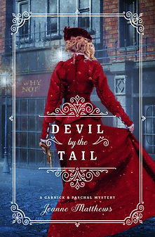 What's a 20-something Union war widow to do in 1867?   Start up her own detective agency with a former Reb P.O.W. of course!   Quinn Sinclair, who uses the name Mrs. Paschal professionally, and her wryly observant partner Garnick get two cases on the same day - one to help a man prove he didn't kill his wife, another to help a lawyer find reasonable doubt that his client killed her ex-lover's new bride.  As the detectives dig deeper, they unearth facts that tie the cases together in disturbing ways.   This tantalizing tale of 19th Century Chicago comes complete with corrupt politicians, yellow-press reporters, gambling parlors, and colorful bawdyhouse madams.  At every turn in the investigation, Quinn discovers more suspects and more secret motives for murder.   Not least among her worries, someone seems intent on murdering her!