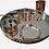 Thumbnail: Amrit Steel Copper Thali Set (7 pieces, 2.1 Kgs), Self Sanitizing Amrit Thali