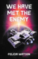In the 31st century, Naiche Decker joined the Unititerrae military seeking revenge for the death of her mother in battle against the Eternals. After being assigned to a deep space mission to root out the enemy's home world, she finds so much more, questioning if revenge was what she really sought in the first place.  We Have Met the Enemy harkens back to the classic science fiction of Asimov, Clarke and Herbert, but with the richly developed characters of a Roddenberry-esque story.