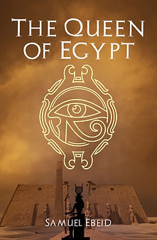 It's about 5000 years ago and Egypt is a mess! The royal dynasty has been overthrown and the usurper king has already been murdered. His children have divided the kingdom and both have fallen under foreign domination. The Celestials, a race of aliens that nurtured the Egyptian civilization, have had a delegation of their heralds kidnapped and are threatening retribution. Meanwhile, the heiress of the overthrown dynasty, Princess Merit, along with her boyfriend, former palace guard Roma, his friend Moeris, and the high priest Amasis are leading the Free Army to regain her throne and restore peace to the kingdom. But both sides have powerful magic and mythological creatures at their disposal. Can Egypt survive?  In this exciting sequel to The Heiress of Egypt. it is all out war between the competing princesses: Merit, heiress to the dethroned Pharaoh and Hamees, daughter of the usurper. Which one will end up The Queen of Egypt?