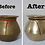 Thumbnail: Amrit Pitambri- 100 gms Metal shine powder, Cleans Copper, Brass, and Steel