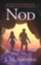 """""""And Cain left the presence of the Lord, and dwelt in the land of Nod, on the east of Eden."""" – Genesis 4:16  Nod is never mentioned again in the Bible. Where was it? Where did the people of Nod come from? What became of Cain? Now we have the story of Nod, as told through the eyes of Lailah, the first person to encounter Cain outside of his family. The story of Cain and Abel is brought alive, and the aftermath examined in a way never before told. But more than that we get the story of a primitive people becoming aware of the world around them."""