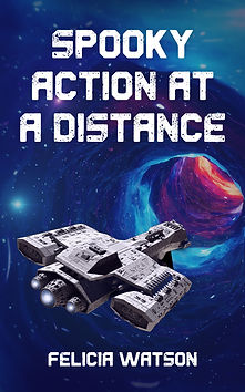 Lt. Naiche Decker has finally found a place to call home—complete with the father she never knew—on the ship he commands. Now her new home is going on a rescue mission to the farthest reaches of known space to look for a missing scientific expedition. Did the odd phenomena they were researching claim them or are they still lingering out there, just waiting for help to come? This sequel to We Have Met the Enemy continues Lt. Decker's story as well as those who also serve about the Lovelace.