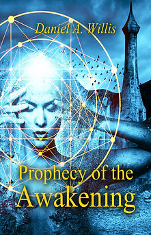 Can a fortune-teller, a scientist, a starlet, and a bounty hunter defy the might of the Vatican to bring about the Prophecy of the Awakening?  Nikki thought she was crazy. Now she knows that not only is the voice in her head real, it the voice of a goddess.  David is a devout Catholic. Can he continue to cling to his faith in the light of what is going on around him?  Cardinal Santarem knows the truth. But he is not going to let it tear down two thousand years of religious domination.  Amber is a self-absorbed Hollywood starlet. She is the last person anyone would choose to become a mother, let alone the one who will fulfill the Prophecy of the Awakening.