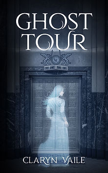 """Hotel Historian Rebecca Bridger conducts popular """"ghost"""" tours of the Griffins Keep, though she doesn't believe in such things — until personal encounters with the paranormal rock her skeptical paradigm.  But when proposed changes threaten the hotel's higher function as a spiritual portal, only her complete faith in the hotel's magic and its lingering guests will avert supernatural disaster."""