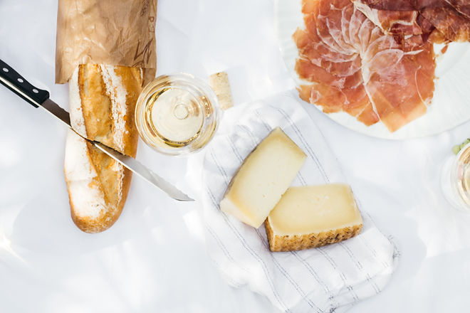 Chesse and Baguette