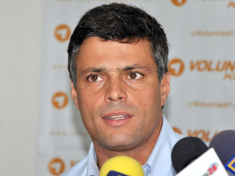 Leopoldo López es excarcelado
