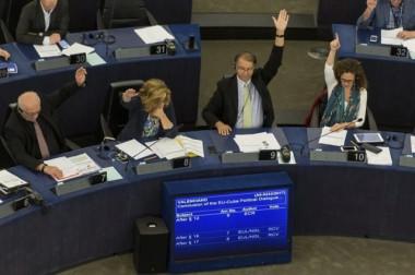 El Parlamento Europeo avala el acuerdo entre Bruselas y La Habana