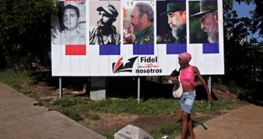 El régimen detiene a un activista de UNPACU 'por romper una pancarta que tenía la imagen de Fide