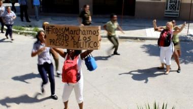 Arrestadas unas 50 Damas de Blanco en seis provincias