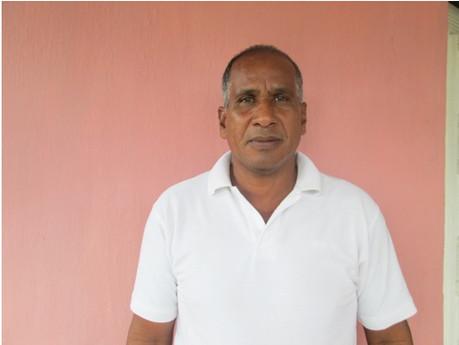 Jorge Ramírez Calderón preso político sancionado a 2.5 años injustamente