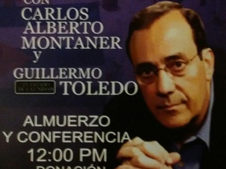 Fotos del Evento con Carlos Alberto y Guillermo Toledo