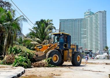Irma deja más de 1.500.000 metros cúbicos de basura sobre La Habana