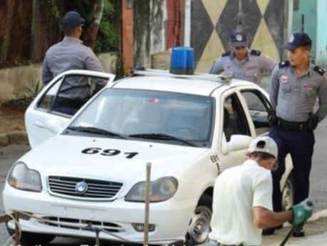 Sin Almagro y bajo acoso policial, se homenajeó a Oswaldo Payá
