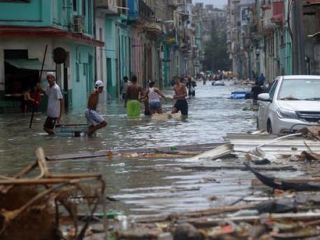 La Defensa Civil registra 'hasta el momento' diez muertos en Cuba por el paso de Irma