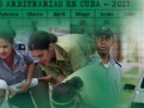 """""""243 detenciones en febrero"""": Informe OCDH denuncia recrudecimiento de represión en Cuba"""