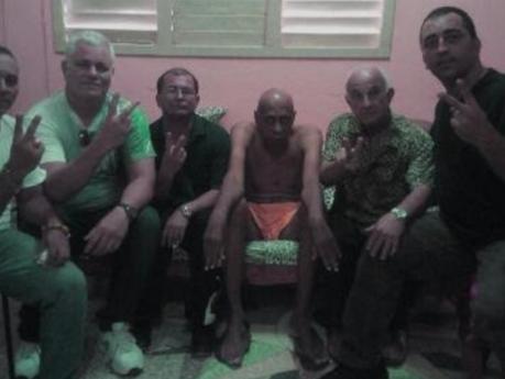 Guillermo Fariñas depone huelga de hambre