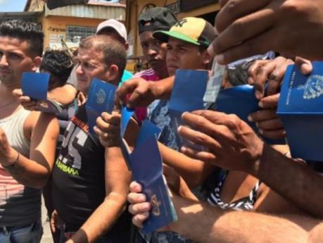 Panamá deportó a 146 cubanos en 2017