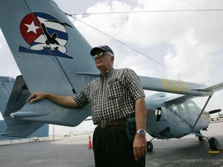 Exilio cubano recuerda a pilotos derribados de Hermanos al Rescate