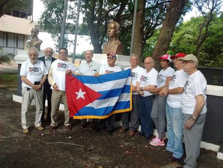 Cubanos Unidos con Coco #Todos somos Fariñas