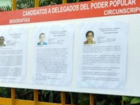 Cubanos no se sienten representados por los delegados a la Asamblea Nacional