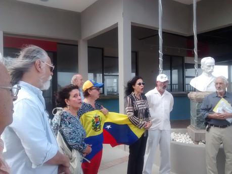 Commemoración del Natalicio de José Martí, Apóstol de Cuba