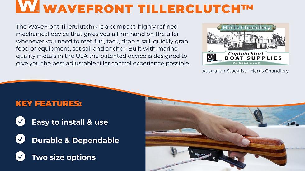 WaveFront TillerClutch Standard