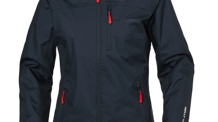 Helly Hansen Navy Womens Mid Layer Jacket