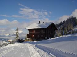 Kübeli - Winter-Wanderweg