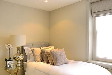 Chelsea Townhouse guest room bedroom