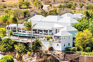 Hotel Le Toiny St Barth's