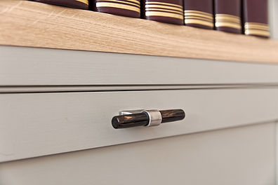 London Boutique Residences drawer pull